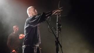 WARDRUNA   ALGIR Stien Klarnar  live au Trabendo Paris le 18 11 2016