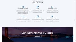 Kama - Responsive Magazine and Business Drupal 8.5 Theme        Dashi