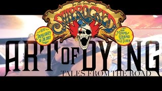 Art of Dying Tales From The Road Webisode 5 ShipRocked