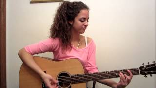 She Drives Me Crazy - Fine Young Cannibals Acoustic Cover by Kayla