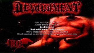 Devourment - Festering Vomitous Mass (Lyrics Video)