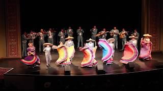 """Grupo Folklorico Los Laureles presents """"Mexico Lindo"""""""