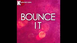 Juicy J - Bounce It  ft. Wale, Trey Songz