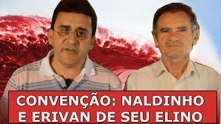 CONVITE PARA A CONVENÇÃO DE NALDINHO, #canal84