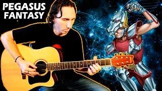 Pegasus Fantasy - Saint Seiya (Caballeros del Zodíaco) en Guitarra Acústica TCDG