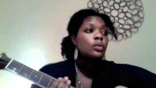 """Kyshona Armstrong-- Fink cover song """"Walking in the Sun"""""""