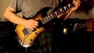 eyemaster entombed guitar cover