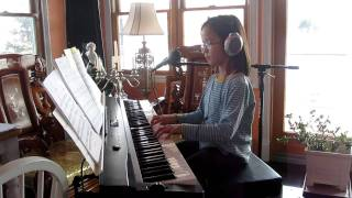 """Jazz """"Walking with the Count"""" Performed by Jasmine  MVI_2380.MOV"""