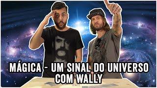 UM SINAL DO UNIVERSO - ft Wally (Curso de Mágicas com Baralho - Episódio #3)