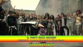 Top10 Videos Musicales Mas Vistos en Youtube 2012 HD
