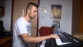 Alesso vs R.E.M - Losing my Palladium on Piano by Nagy Bálint