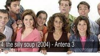 The greatest failures of the Spanish television