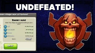 BEST UNDEFEATED #1 Town Hall 8 (TH8) Trophy Base CoC 2015! | Clash Of Clans (MASTER LEAGUE!)