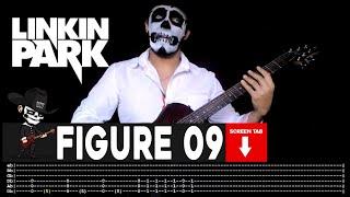 Linkin Park - Figure 09 (Guitar Cover by Masuka W/Tab)