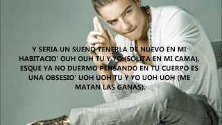 Maluma - Obsesion (Letra)