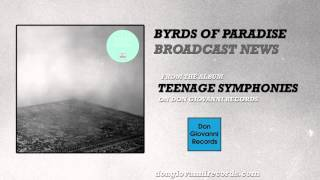 Byrds of Paradise - Broadcast News (Official Audio)