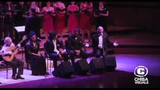 Rafael Montilla ¨El Chaparro¨ y Paco Peña (Granaina Misa Flamenca)