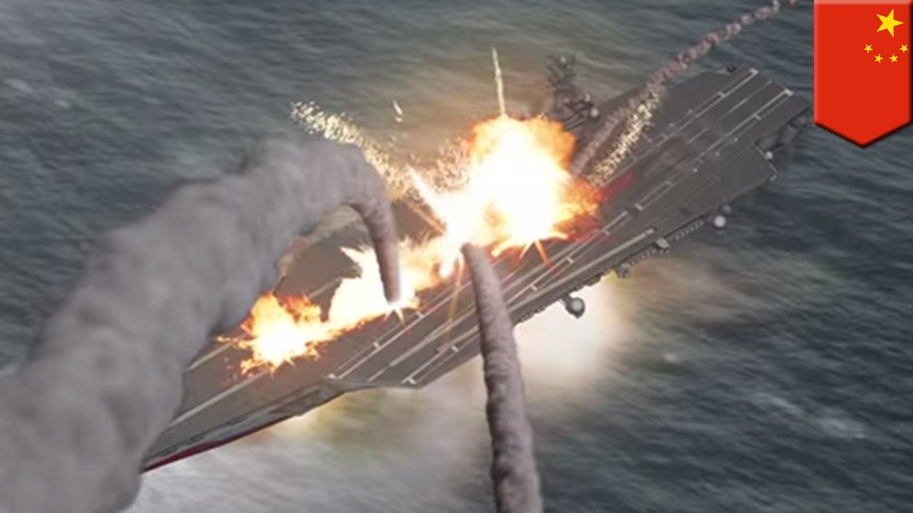 Beijing's New Missiles could Sink U.S. Aircraft Carriers