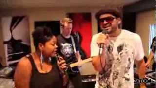 "Zatoon Vibe Sessions - Rojai & E. Live ""Hard Pressed"""