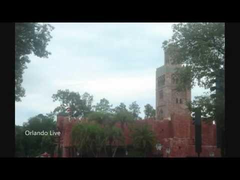 Morocco Pavilion – World Showcase – Epcot® – Walt Disney World Resort – Orlando – Florida