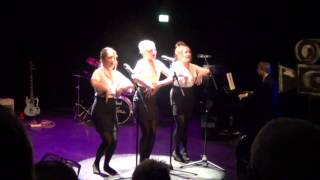 Boogie Woogie Bugle Boy Company B Andrews Sisters Wartime Song Cover