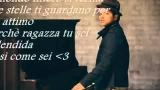 Just the way you are - traduzione italiano