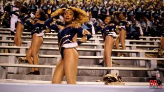 "Southern University Marching Band & Dancing Dolls ""Liberian Girl"" Homecoming (2016)"