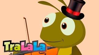 Micul greieraș - Cântece pentru copii | TraLaLa