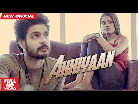 "AKHIYAAN LYRICS - Dev Heer | ""akhiyan radak raiyan"""