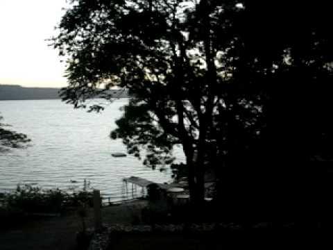 Monkey Hut on Laguna de Apoyo