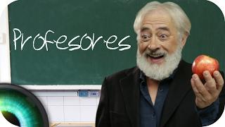 FRASES TÍPICAS DE PROFESORES