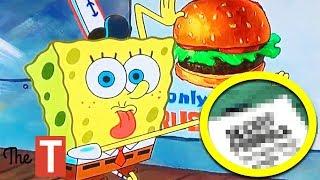 Spongebob Squarepants: The Truth About The Krabby Patty Secret Ingredient