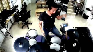 Dr.Dre Snoop Dogg Nate Dogg - The Next Episode(Electric Drum cover by Neung)