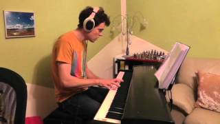 One Direction - What A Feeling - Piano Cover - Slower Ballad Cover