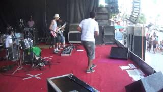 Banda Chekp no carnaval do Baixios - Em plena lua de mel (Reginaldo Rossi cover)