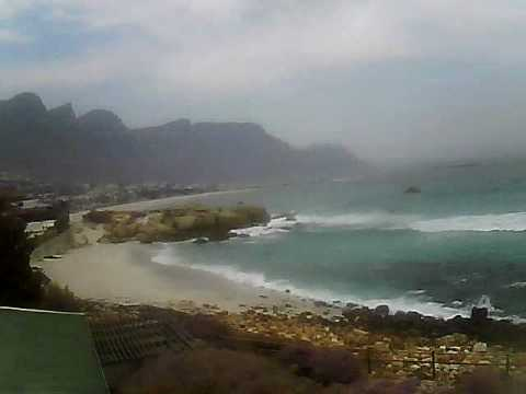 Timelapse Video – Glen Beach & Camps Bay – 05/08/2010