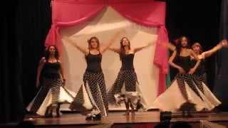 Dança Cigana - Andalusia (coreografia Vivian Alves)