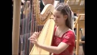 Handel - Concert for Harp and Orchestra / 1st Movement
