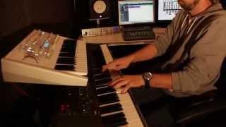 Pawbeats ft. Quebonafide, Kasia Grzesiek - Euforia (Piano & Synth cover)