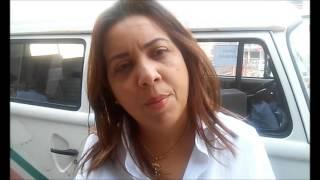07 Entrevista Com  Mariana Medeiros sobre a situação da frota da prefeitura