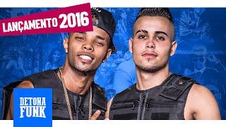 MCs Zaac e Jerry - Paranauê - Ritmo da Capoeira (DJ Kelvinho e DJ Redx)