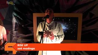 Zoe Modiga performs 'Rise Up' - Live Performances
