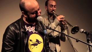 I Camillas feat Nel Dubbio e Be Forest @ Garrincha Loves Bologna 2012 - Mi dai fastidio