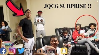 REVEALING  MY NEW HOUSE TO JQCG ... NEW BEGINNINGS * EMOTIONAL *