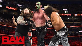 """Woken"" Matt Hardy & Bray Wyatt vs. The Ascension: Raw, April 23, 2018"