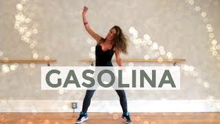 Gasolina, by Daddy Yankee, Li Jon, Noriega & Pitbull - Zumba With Carolina B.