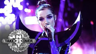 Poppy rocks the Moda Center to open TakeOver: NXT TakeOver: Portland (WWE Network Exclusive)