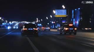 Busta Rhymes - Touch It (Deep Remix) BMW X5M vs ML63 Showtime