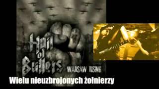 Hail of Bullets Warsaw Upraising- Official Video + napisy