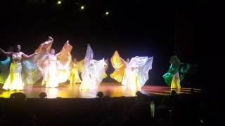 Coreografia Mulher Guerreira - Alunas Aisha Dincer